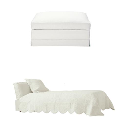 Papua cama - mit Bett