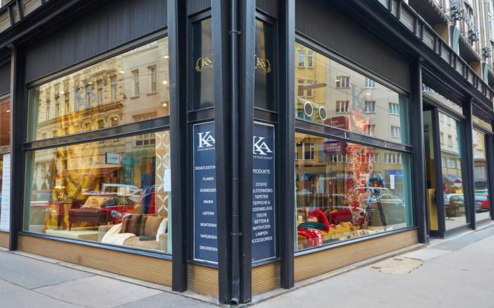 Ka international 1010 wien designflagship - Ka internacional ...