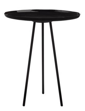 Sidetable oval
