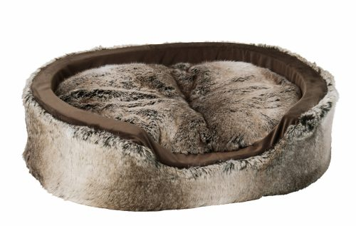 Dog basket Yukonwolf 70x57x19 oder 21x15x6